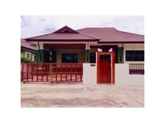 A single house for sale in Nangrong 88Sqw.